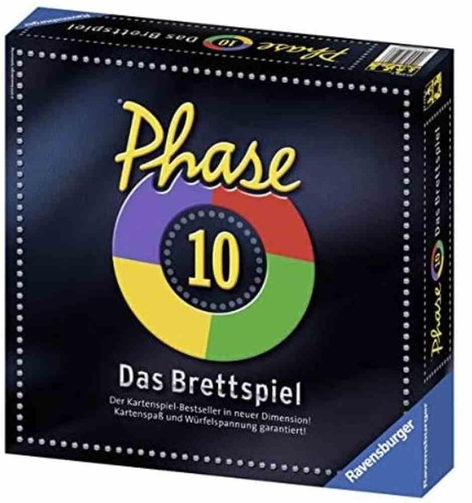Ravensburger Phase 10 Brettspiel