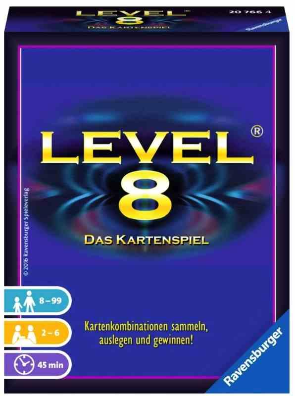 Ravensburger Level 8 - Das Kartenspiel
