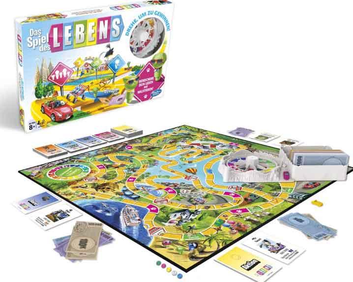Spielanleitung Spiel Des Lebens 2008