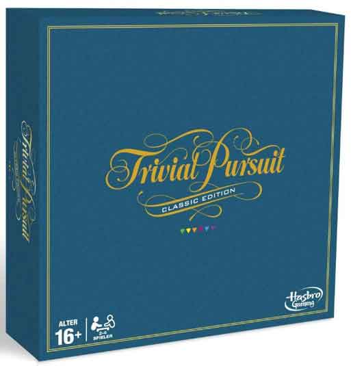 Trivial Pursuit Spielanleitung